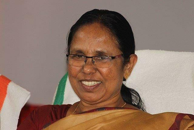 Ministra-de-Salud-y-Bienestar-Social-india