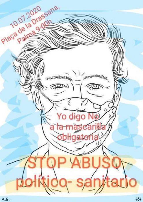 Stop al abuso político-sanitario