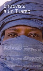 entrevista a un tuareg