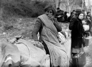 fotografías cuando los españolesrefugiados1